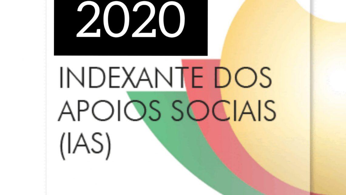 O Indexante dos Apoios Sociais para 2020