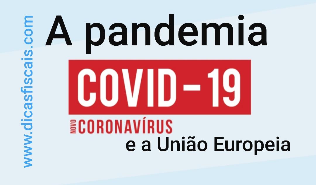 A Pandemia e a União Europeia