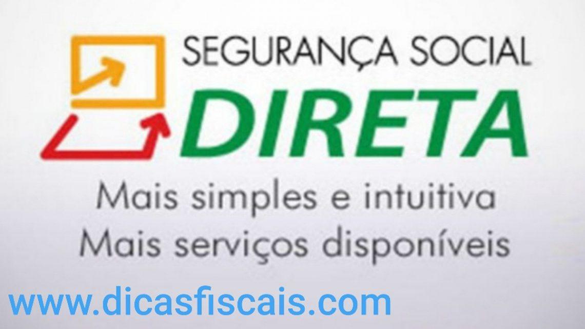 Segurança Social Direta – Serviços