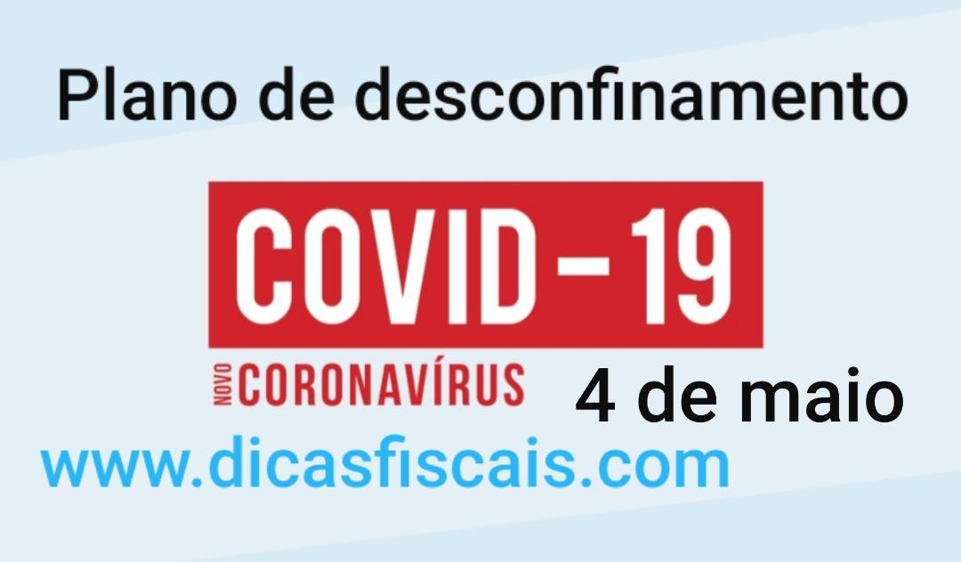 Plano de Desconfinamento Covid-19