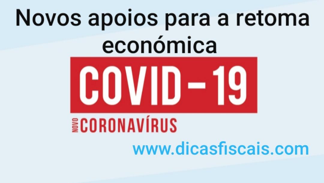 Covid-19 e Os novos apoios que pode receber nos próximos meses