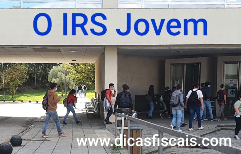 O IRS JOVEM                                  A Isenção Parcial de Rendimentos