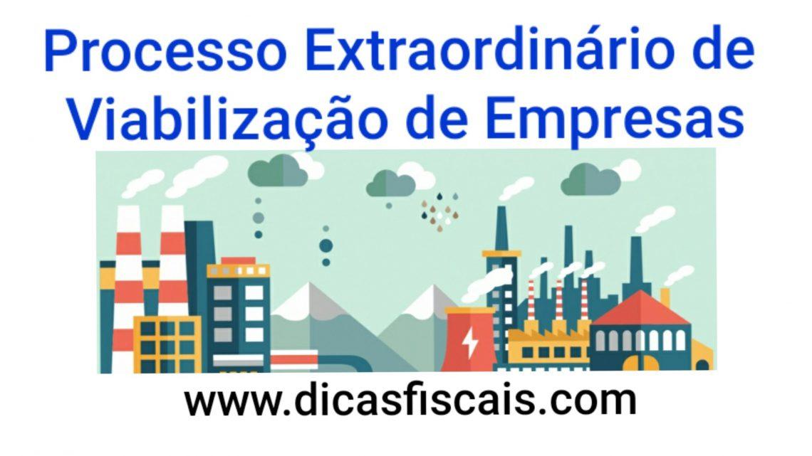 Processo Extraordinário de Viabilização de Empresas