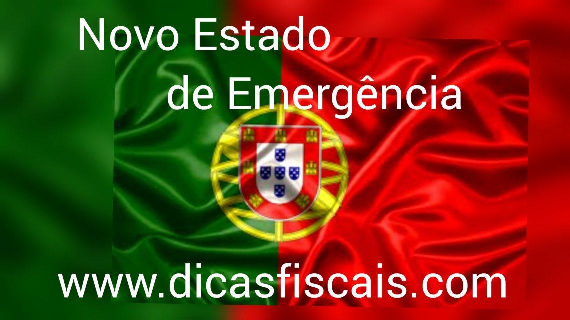 O novo Estado de Emergência
